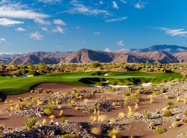 Coyote Springs Golf Club Photography