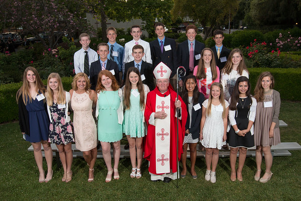 2015 Confirmation St Raymond