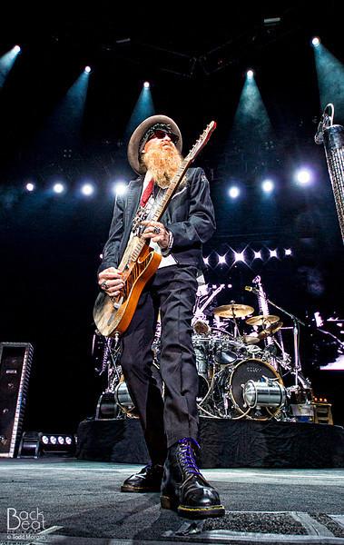 ZZ Top September 15, 2012