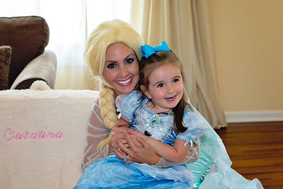 Cate's Cinderella Birthday Party