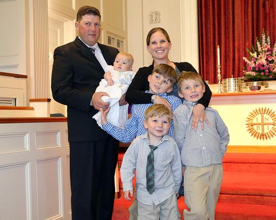 4-2-17 Owen's Baptism