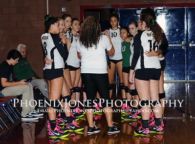 9-24-2014 - Basha at Centennial Volleyball