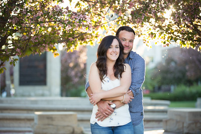 Marda Loop Engagement Photos