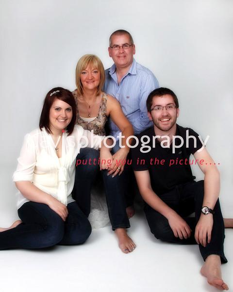 Steele Family Portraits