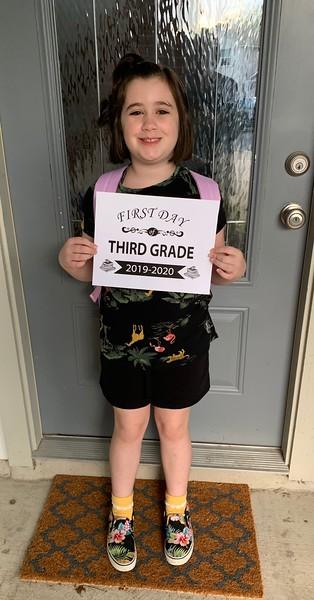Taryn | 3rd grade | Naumann Elementary