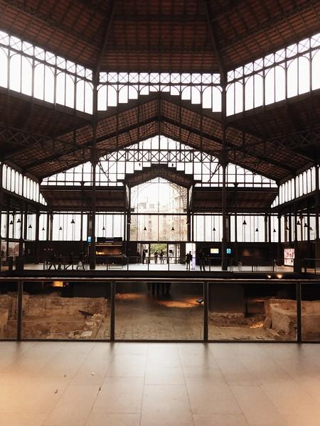 Location 3 - Born Market - El Born centre cultural