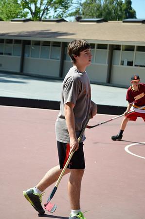 Street Hockey Spring 2013