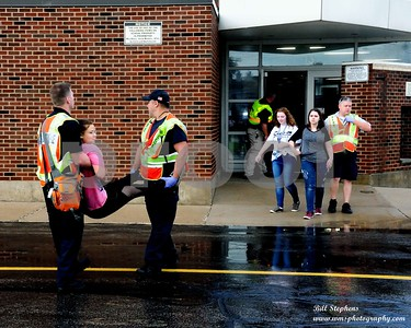 09/20/2018 MCHENRY HIGH SCHOOL ACTIVE SHOOTER / MASS CASUALTY DRILL