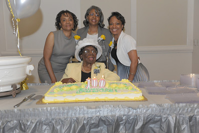 Josephine Taylor's 100th Birthday Party