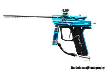 Azodin Blitz 3 - Blue