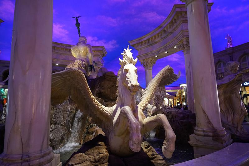Forum Shops at Caesars Palace