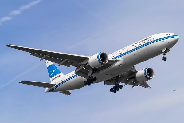 9K-AOB - Boeing 777-269/ER