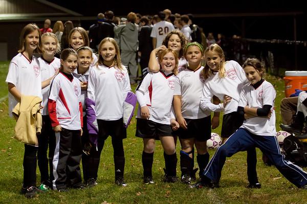 Rhinebeck vs. Red Hook Girls Soccer at Bard
