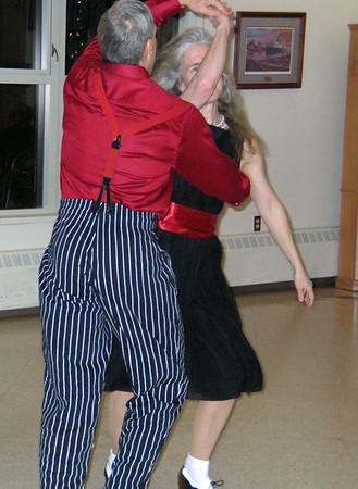 Dancing at CC Feb 2010