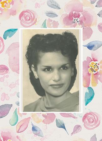 Grandma Nellie Rojas Chavez