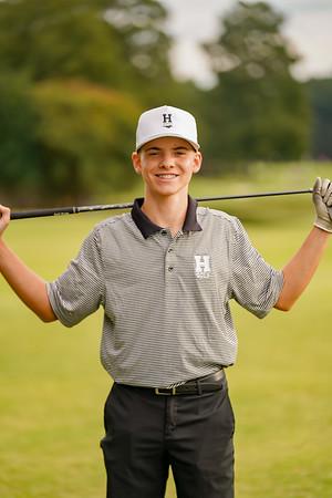 Houston High Golf JV 9 29 21