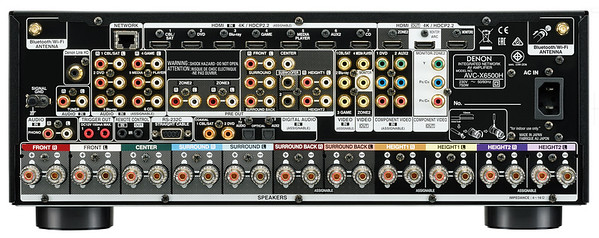 AVC-X6500H