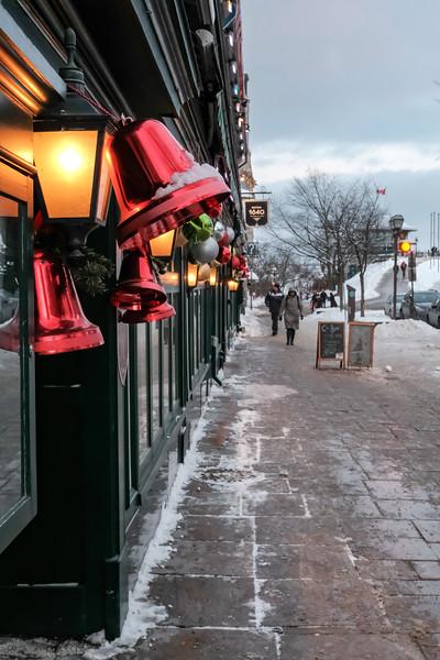 Quebec City street