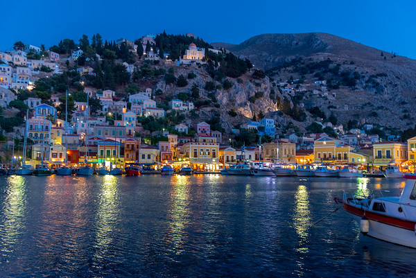 Symi - Greece 2018