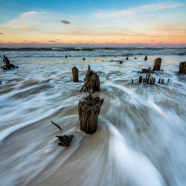 Cape San Blas Stumps Square