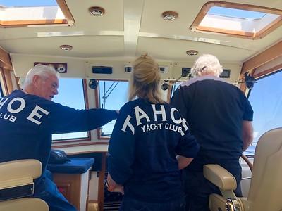 CYC To Petaluma Yacht Club Cruise