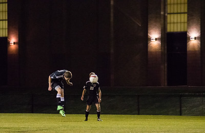 Badger Boys soccer v. KMH