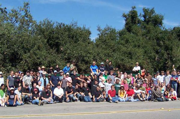 Coastal Cleanup - Sept. 22, 2005