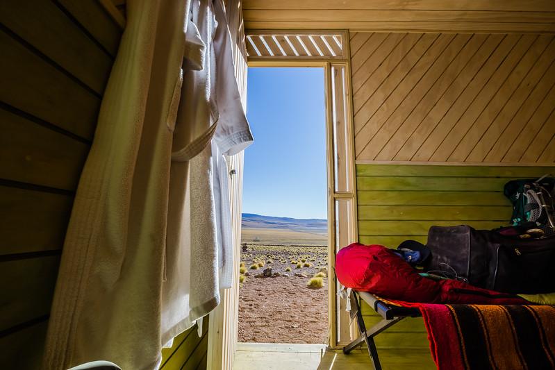 Explora Travesia El Laco Camp Chile