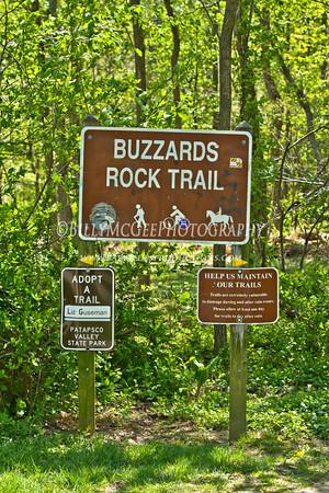 Buzzards Rock Trail - 17 Apr 2010