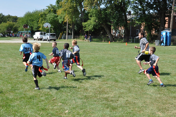Fall 2012 Flag Football