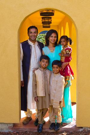 Portrait: S Family