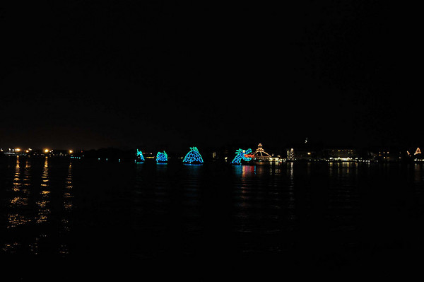 Electrical Water Pageant