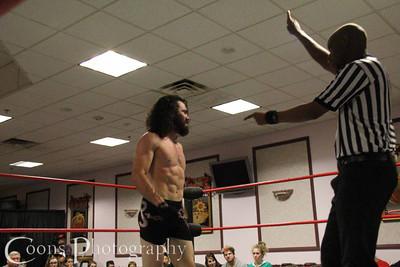 Anthony Stone vs Brandon Webb