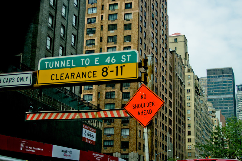 New York Project 35mm Digital Spring 21