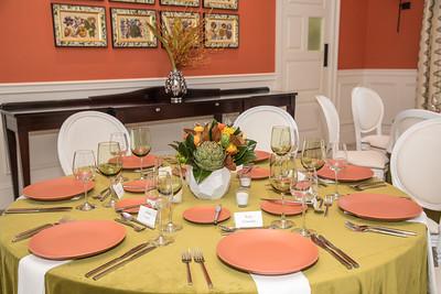 New Leadership Welcome Dinner