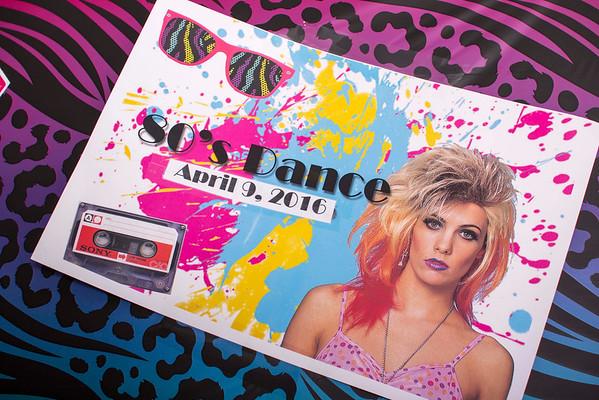 80's Dance Buffalo Club April 9, 2016