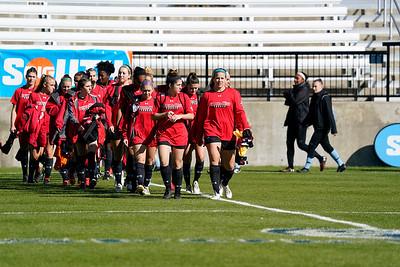 Womens Soccer Big South Final