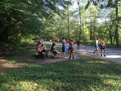 September 7 Run at the Hooch