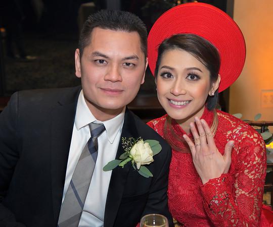 Bethany's and Bao's Wedding January 24th 2016