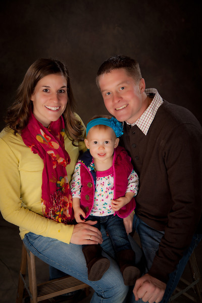 The Toll Family Winter 2012