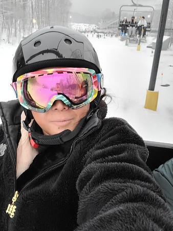 2021-2-14 1st Day of Night Skiing