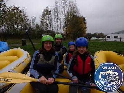 19 10 2017 Tay Rafting AM