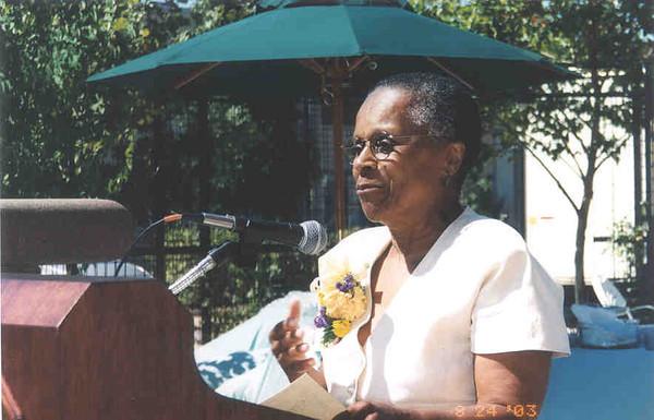 Garden Tea 2003
