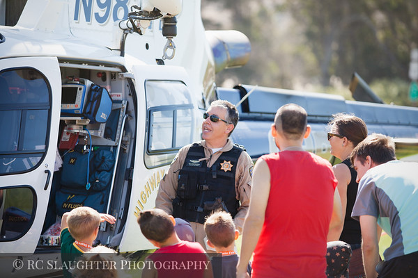 Sheriff's Family Day 2018