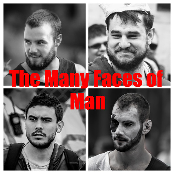 The Many Faces of Man