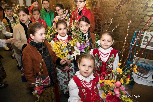 Niedziela Palmowa Kościele Św. Kamila