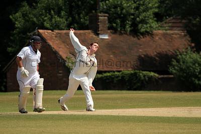 Cricket Horsham v East Grinstead 13 07 2013