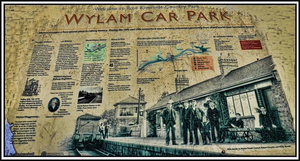008 - Wylam, Northumberland, UK, - 2014