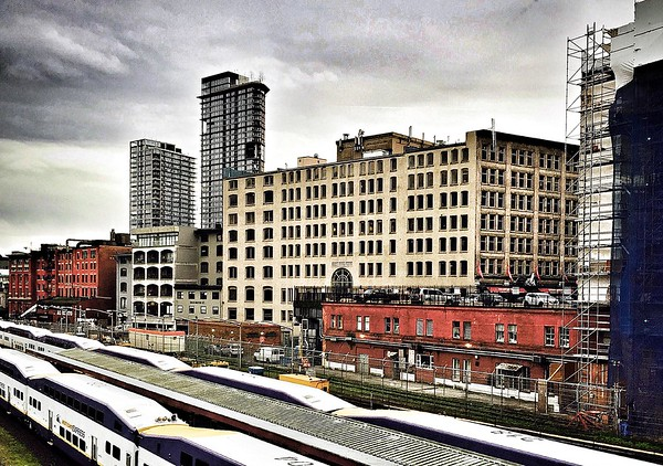 Waterfront Train Station, Vancouver