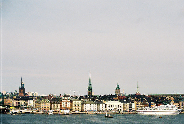 Baltic/Stockholm